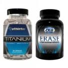 Titanium & Erase Stack