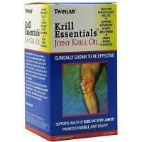 TwinLab Krill Essentials Joint Krill Oil - Joint Krill Oil (nko) 60 Sftg