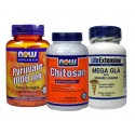 Tummy Fat Burning Stack (GLA, Calcium Pyruvate & Chitosan)