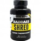 Baddass Nutrition Baddass Shred 60 Caps