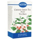 Alvita Chinese Green Tea 30 Bags