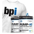 Bpi Sports Pump-HD T-Shirt Stack