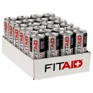 LifeAID Beverage Company FitAID Citrus 12 Fl Oz 24 Pack