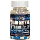 EPG Quad Methyl Xtreme 60 Caps