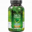 Irwin Naturals Triple-Tea Fat Burner 75 Liquid Soft Gels