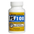 Jarrow Formulas PS100 Promotes Brain Function