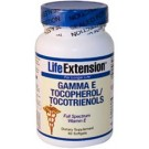 Life Extension Gamma E Tocopherol/Tocotrienols 60 Softgels