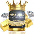 Gold Gainz Pure 24kt Gold Protein Powder