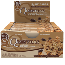 Chocolate Chip Chunk Quest Bars