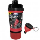 USPLABS 3-in-1 Shaker Cup with Fill-N-Go Funnel