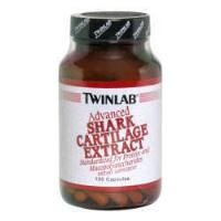 Twinlab Advanced Shark Cartilidge 500mg 100 Caps