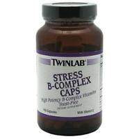 Twinlab Stress B-Complex 100 Caps