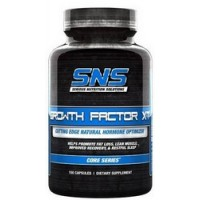 Serious Nutrition Solutions Growth Factor XT 150 Caps