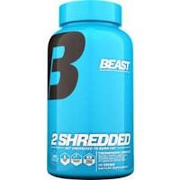Beast Sports Nutrition 2 Shredded 120 Caps