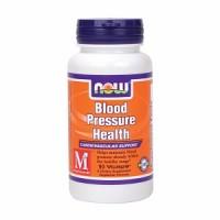 Now Foods Blood Pressure Health 90 Vege Caps