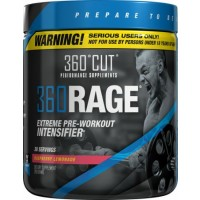 360Cut 360Rage 30 Servings