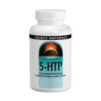 Source Naturals Pure 5-HTP 50mg 60 Caps
