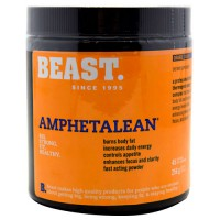 Beast Sports Nutrition Amphetalean Orange Cooler 45 Servings