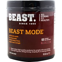 Beast Sports Nutrition Beast Mode 60 Servings