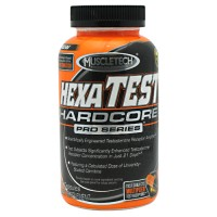 MuscleTech HexaTest Hardcore Pro Series 168 Caps