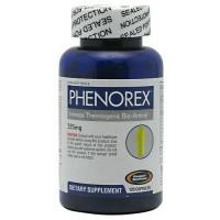 Gaspari Nutrition Phenorex 120 Caps