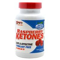 SAN Raspberry Ketones  90 Capsules