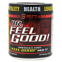 SAN Dr. Feel Good!  224 VitaAktive Tablets