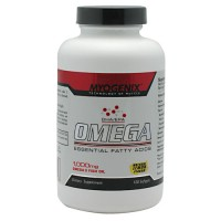 Myogenix Omega Natural Lemon 120 Softgels