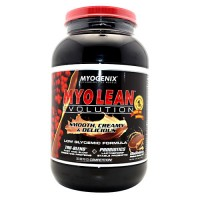 Myogenix Myo Lean Evolution Chocolate-Peanut Butter Cup 2.51 lb (1140g)