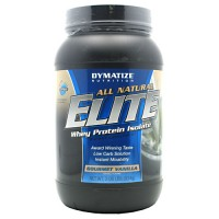 Dymatize All Natural Elite Whey 2 Lbs