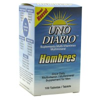 Absolute Nutrition Hombres 100 Tablets