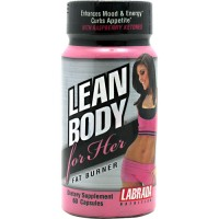 Labrada Nutrition Lean Body For Her Fat Burner  60 Capsules
