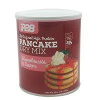 P28 Pancake Mix Strawberries N' Cream 16 Oz