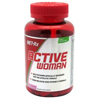 Met-Rx Active Woman  90 Tablets