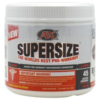 Athletic Xtreme SuperSize Smooth Lemon Ice 45 Servings