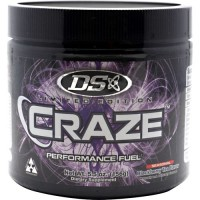 Driven Sports Craze Blackberry Tea 30 Servings