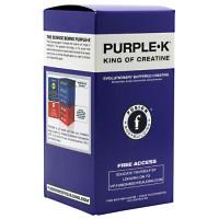 Fusion Bodybuilding Purple K 100 Caps