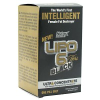Nutrex Research Lipo 6 Black Hers Ultra Concentrate 60 Black-Caps