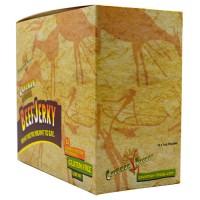 Caveman Foods Beef Jerky 1 Oz 12 Pack