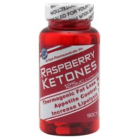 Hi-Tech Pharmaceuticals Raspberry Ketones  90 Capsules
