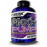 NRG-X Labs Maxx Pump 240 Caps