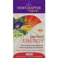 New Chapter Perfect Energy 36 Tabs