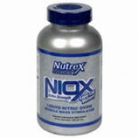 Nutrex Research NIOX 180 Fast Acting Liqui-Caps