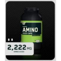 Optimum Nutrition Superior Amino 2222 Caps 300 caps