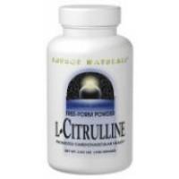 Source Naturals L-Citrulline 500mg 60 Caps