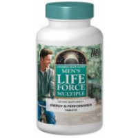 Source Naturals Men's Life Force Multiple 90 Tabs