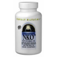 Source Naturals Neptune Krill Oil 500mg 60 Tablets