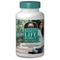 Source Naturals Women's Life Force Multiple 90 Tabs