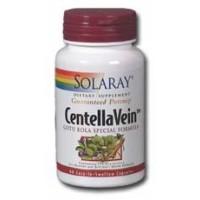 Solaray CentellaVein Special Formula 60 Caps