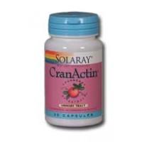 Solaray Super CranActin 60 Caps